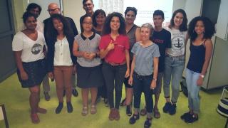 Lancement de la délégation Elles Bougent à La Réunion