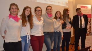 Challenge InnovaTech 2018 Lorraine : Bravo à l'équipe du Lycée Poincaré !