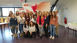 Challenge InnovaTech 2018 Centre Val-de-Loire: Bravo à l'équipe Link event !