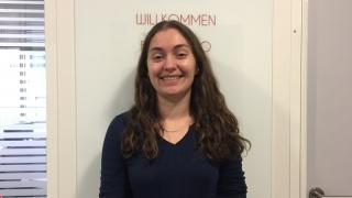 Cloé, marraine SNECI: Grâce au Forum Elles Bougent, j'ai trouvé un travail passionnant