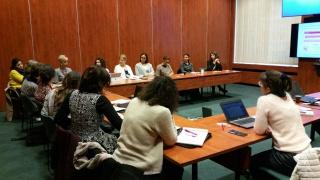 Lancement d'une dynamique internationale Elles Bougent à Bruxelles