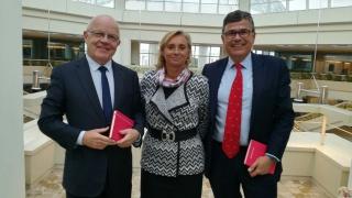 Nomination de Philippe Bonnave, nouveau président d'honneur d'Elles Bougent