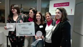 Challenge InnovaTech 2018 Toulouse: Bravo au projet Circuit Cour'gette!