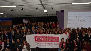 Forum Elles Bougent: 450 étudiantes prêtes pour leur carrière pro