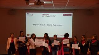 Challenge InnovaTech 2018 Languedoc-Roussillon : Bravo au projet