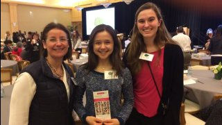 "Une pensée de San Francisco pour la semaine ""Girls on the Move"""