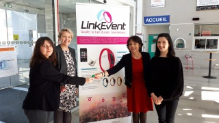 L'INSA Centre-Val de Loire présente Elles Bougent à la préfète du Cher