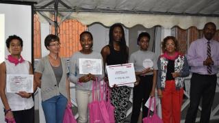 Challenge InnovaTech 2018 Guadeloupe : Bravo au projet