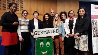 Finale nationale Innovatech le 30 mars au Ministère - L'équipe de Grenoble y était