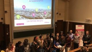 Rallye des métiers 2018 : 80 filles en piste vers une orientation moins stéréotypée