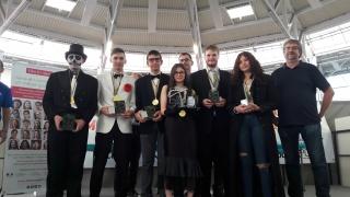 Course en cours : L'équipe GHOST CAR, lauréate du Prix Elles Bougent Nord-Pas-de-Calais