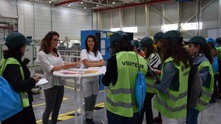 Visite de Airbus Bouguenais le 17 mai 2018