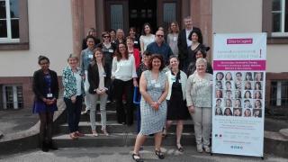 Elles bougent en Alsace: Ouverture de la 21ème délégation de l'association