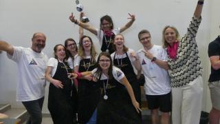 Course en cours : Grand prix des collèges et lycées à l'UT de Troyes