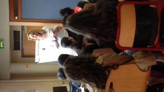 les 15 et 16 mai Elles Bougent participe aux journées du numérique du Lycée Loritz réunissant 1000 collégiens