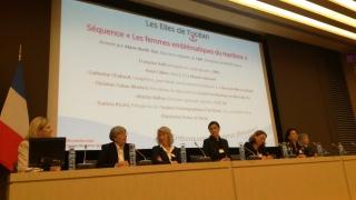 Elles de l'Océan: les femmes du secteur maritime à l'honneur