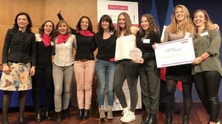 Finale du challenge InnovaTech 2018 : Bravo à l'équipe de la région Provence-Alpes-Côte d'Azur
