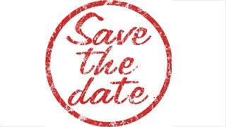 SAVE THE DATES : les événements pour l'année scolaire en Nord-Pas-De-Calais