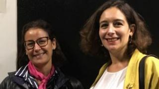 Conférences Elles bougent pour la mixité des métiers au forum Emploi de Lyon