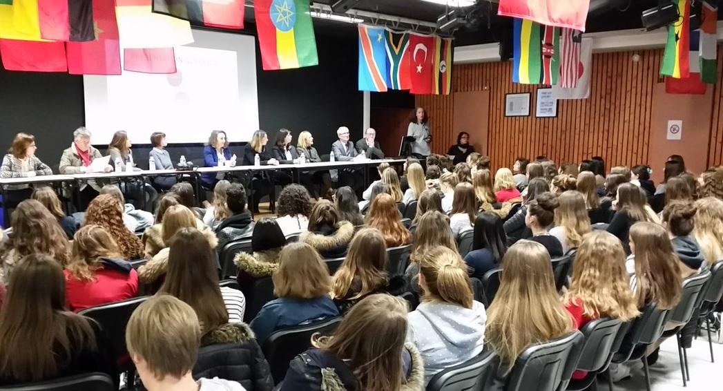 Sciences de l'ingénieur au féminin 2018: La journée s'étend à l''international avec Elles Bougent et l'UPSTI