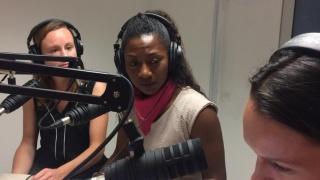 Présentation Elles bougent Guyane sur Radio Kourou Savane