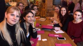 Premier Afterwork de la délégation Elles Bougent Alsace