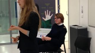 Forum Est Horizon 15-11-2018 : EB Lorraine rencontre les étudiantes
