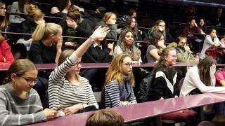 Retour en images sur les Sciences de l'Ingénieur au Féminin 2018 en Lorraine