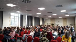 Les Sciences de l'ingénieur au Féminin à La Rochelle - Jeudi 29 Novembre