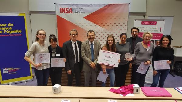 Les membres de l'équipe InnovaTech Centre 2018 témoignent
