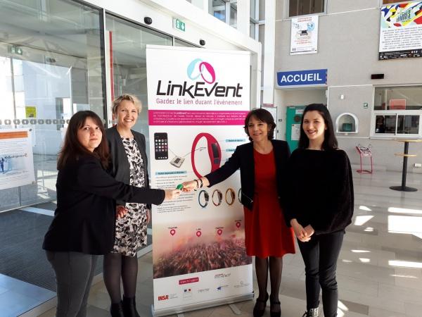 Témoignages de l'équipe InnovaTech Centre Val de Loire 2018, Prix Coup de coeur du public