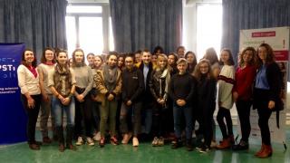 Les Sciences de l'ingénieur au Féminin 2018 en Champagne-Ardenne