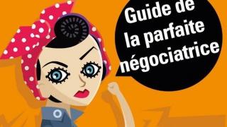 Le 29/01/2019 à Audencia : NEGOTRAINING : un programme d'accompagnement à la négociation salariale pour les marraines ELLES BOUGENT
