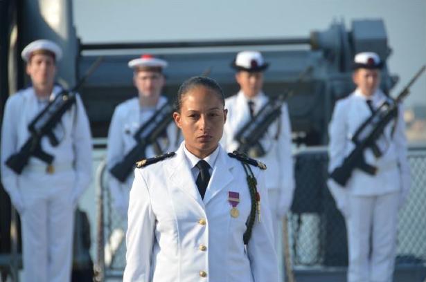 Témoignage de Maitre Tatiana, marraine de la Marine Nationale