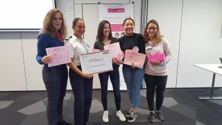 Challenge InnovaTech 2019 : Bravo à l'équipe First, lauréate en Rhône-Alpes
