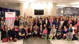 Bienvenue à la nouvelle équipe de la délégation Elles Bougent en Aquitaine!