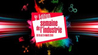 Semaine de l'Industrie 2019 : les actions Elles Bougent