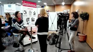 Le Forum Réseaux et Carrières au Féminin 2019 d'Elles Bougent en vidéo