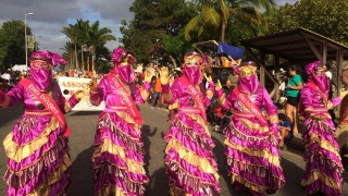 Défilé Grande Parade du Littoral de Kourou au Carnaval de Guyane 2019