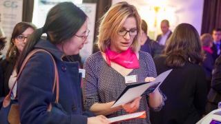 Lancement des Trophées Elles bougent - Synergie Campus Entreprises