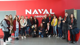 8 mars : Girls on the move chez RTE et Naval Group