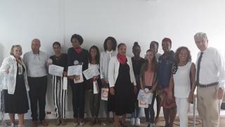 Challenge Innovatech 2019 : Bravo à l'équipe Local Tool Food, lauréate en Guadeloupe