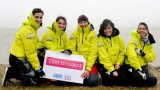 Women's Cup - 9 et 10 mars : bravo à l'équipage Elles bougent !