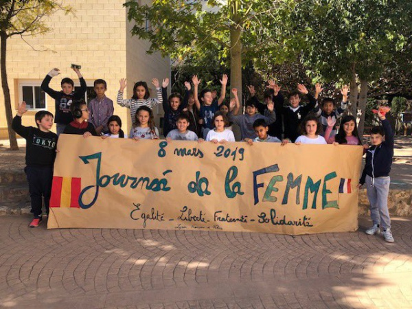 Girls on the Move Week 2019 au Lycée Français de Valence