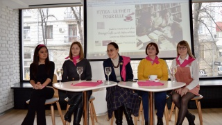 Girls on the Move Week 2019 en Moldavie avec l'AUF
