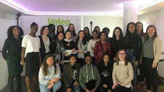 Semaine de l'Industrie 2019 : A la découverte de Valeo Créteil