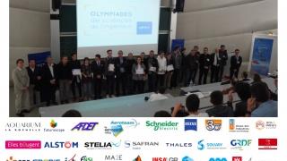 La finale académique des Olympiades des Sciences de l'ingénieur au Poitou-Charentes
