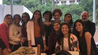 120 élèves du Lycée Molière de Rio de Janeiro à la rencontre d'ingénieures et techniciennes