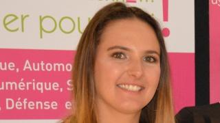 Carole-Anne, lauréate du Challenge InnovaTech 2019 :