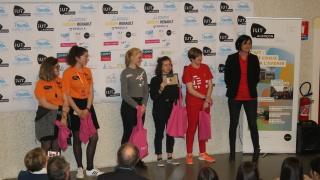 Indestructeam, l'équipe lauréate du challenge Course en cours en région Normandie